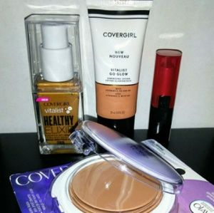 Huge Covergirl Lot NEW